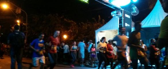Largada Night Run