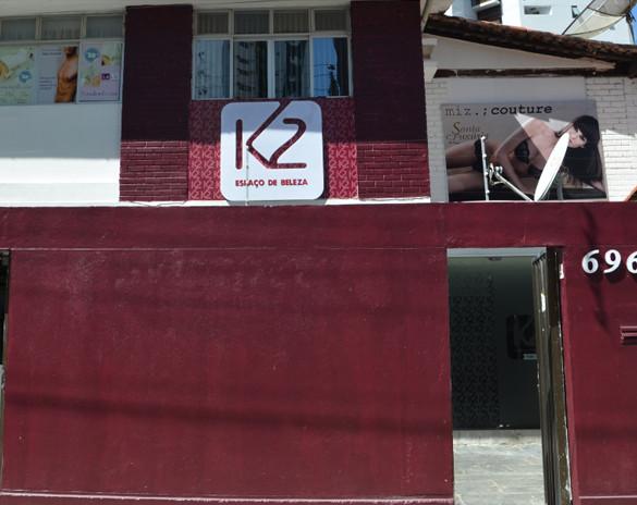 K2: espaço que vai muito além da beleza
