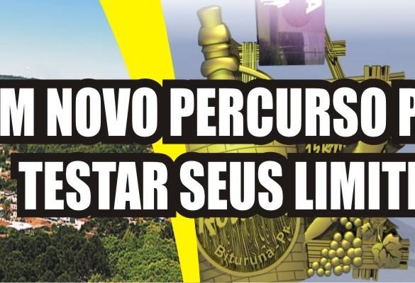 2º Desafio 15km Rota do Vinho será domingo dia 07 em Bituruna/PR