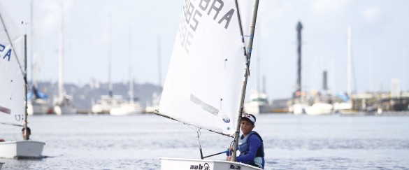 150601 - Regata Optimist - Foto Marcos Pastich (163)