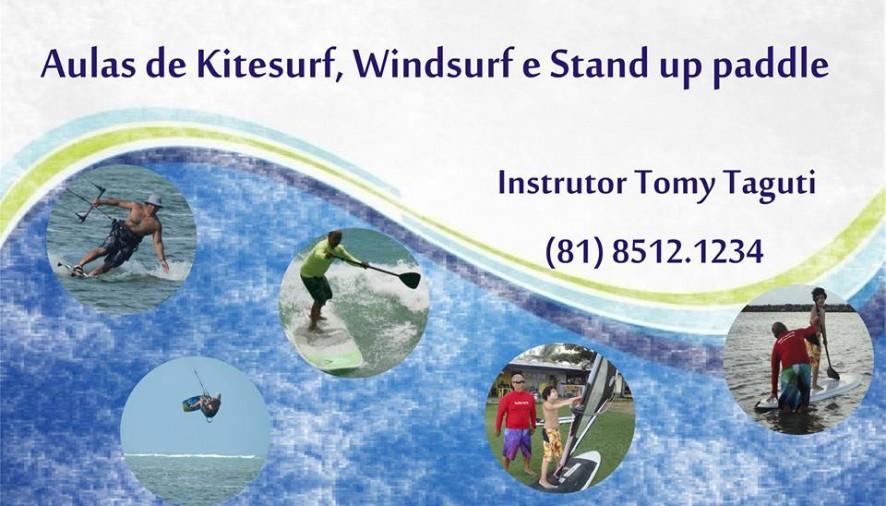 Escola Bobnick de Stand Up , Windsurf e Kite Surf em Candeias: Imperdível!