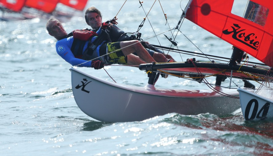 Hobie Cat World Championship was played in China in a sensational way!