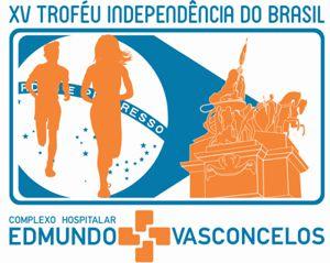 No feriado de 7 de setembro, a partir das 8h, no Parque da Independência/SP, teremos XV troféu Independência do Brasil 10 km.