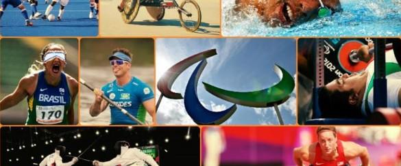 FALTAM 16 dias para os Jogos Paralimpicos
