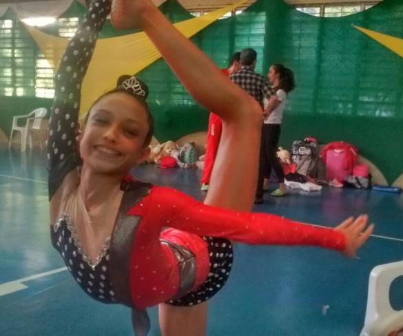 Pernambuca Camila Riff de Freitas conquista Torneio Nacional de Ginástica em Porto Alegre! CONFIRA a entrevista exclusiva aqui!