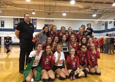 Mount Olive claims MCT volleyball title