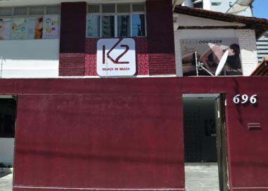 K2 Espaço de Beleza, uninex, onde você encontra um Salão, Esmalteria, Espaço Noivas, Barbearia e um centro de Estética
