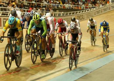 Gideoni Monteiro é top 10 na terceira etapa da Copa do Mundo de Ciclismo de Pista