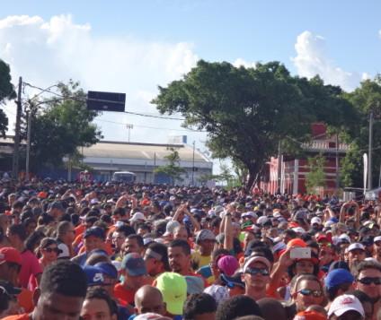 Quenianos lideram pódio na 14ª Corrida das Pontes do Recife