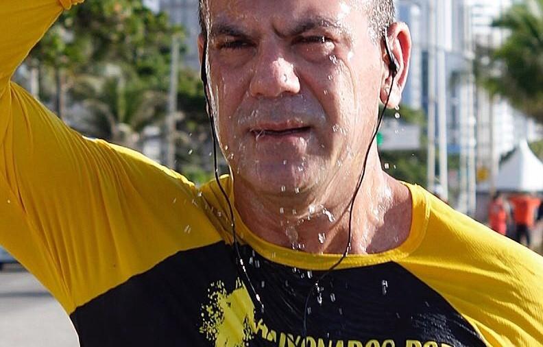 Atleta Flávio Barros conta como foi a sua participação na Maratona das Praias