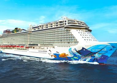 Prepare-se para viajar no mais novo e mais animado navio nos mares! O Norwegian Escape, o navio mais inovador!