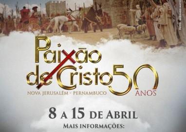A Paixão de Cristo de Nova Jerusalém de 2017 marcou o 50º ano de apresentações consecutivas do maior e mais famoso espetáculo bíblico teatral do Brasil.