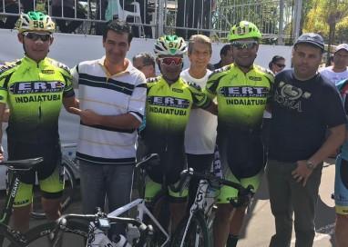 Endrigo Pereira, da ADI SEME de Indaiatuba, venceu a 67ª Prova Ciclística 1º de Maio