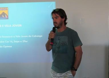Optimist: O técnico Edival Júnior vai comandar equipe brasileira no Mundial de Optimist