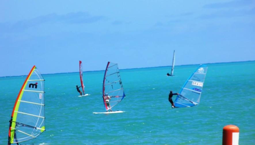 Campeonato Brasileiro de Windsurf será realizado de 20 à 23 de julho no Iate Clube de Itamaracá litoral norte de Pernambuco