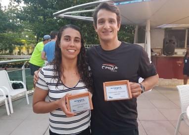 Dupla formada por gaúcho e pernambucana são Campeões Brasileiros de Nacra 17 no ICR