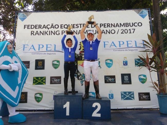 Foto: Pedro Vasconcelos de Freitas Lima (filho) e Pedro Augusto de Freitas Lima (pai) Crédito: Natalia Santos/FEP