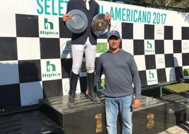 Cavaleiro pernambucano é campeão na seletiva para Sul-Americano em Curitiba