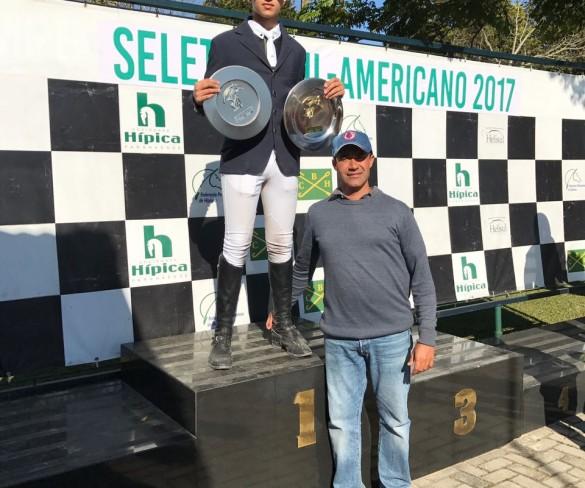 João Pedro Chaves campeão