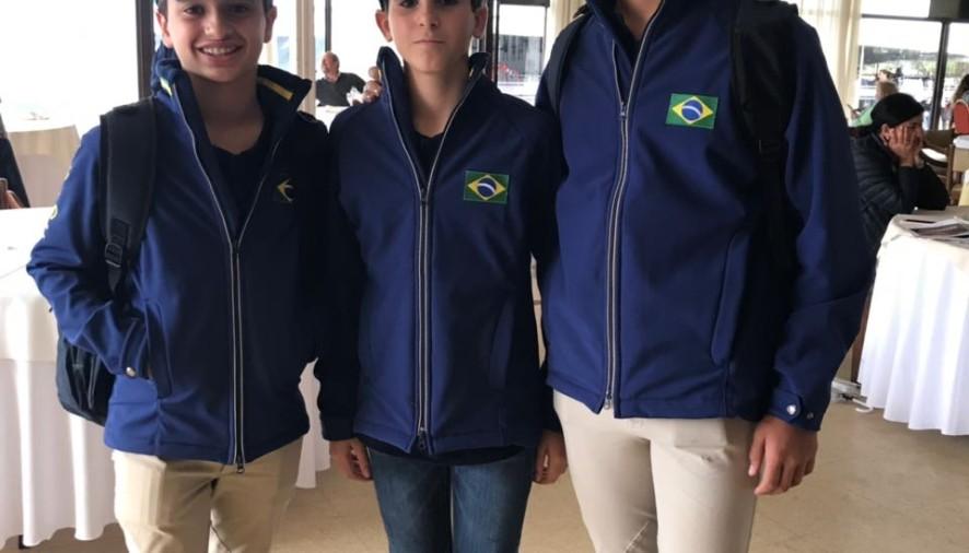 Pernambuco campeão do Sul-Americano de Hipismo por Equipe