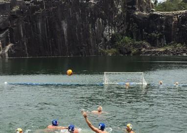 Associação Atlética Santa Maria conquista título do 2º Campeonato de Polo Aquático na Lagoa Azul