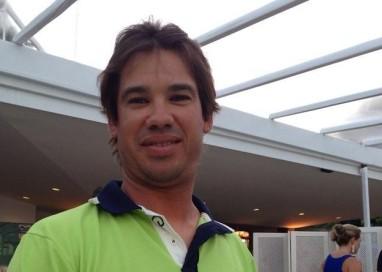 Edival Júnior foi eleito o melhor treinador de Optimist na Semana de Vela de Buenos Aires.