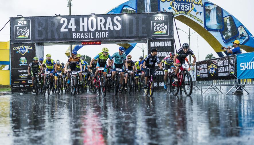 Lançamento do Mundial 24h Solo MTB 2019 garante primeiro legado esportivo para Costa Rica (MS)