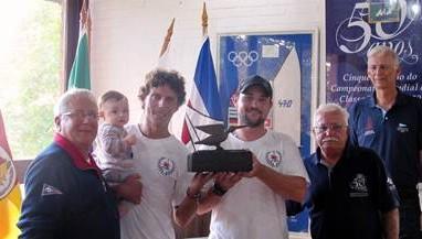 O clube dos Jangadeiros de Porto Alegre-RS conquista os três primeiros lugares do estadual da classe Snipe 2017