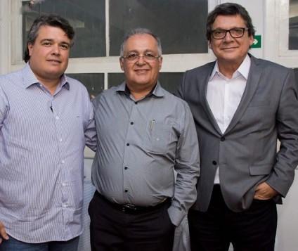 Delmiro da Cruz Gouveia e Mário Jácome foram eleitos Comodoro e Vice-Comodoro, respectivamente, do Cabanga Iate Clube de Pernambuco