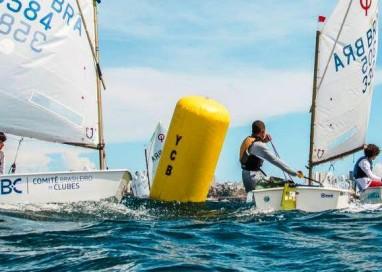Leonardo Crespo e Nina Pessoa conquistam os títulos de Campeões Brasileiros de Optimist 2018