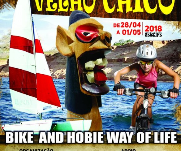 Faltam 5 dias: Hoje foi a vez da moçada do pedal treinar para encarar o III RALLY DO VELHO CHICO