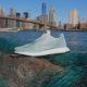 Adidas lança tênis feito 100% com plásticos retirados do oceano