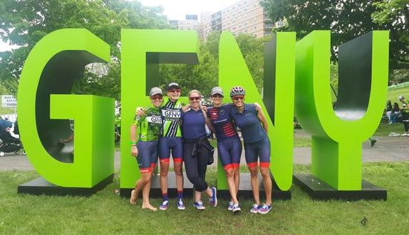 Equipe LuluFive é destaque no Mundial do Gran Fondo New York com quatro ciclistas no top 15