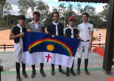 Cavaleiros pernambucanos se aproximam de vaga no Sul-Americano de Hipismo durante a Copa JK em Brasília