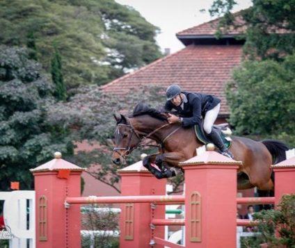 A Federação Equestre de Pernambuco (FEP) realiza Clínica de Hipismo com Sérgio Marins