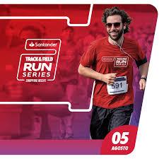 Etapa de Recife do Santander Track&Field Run Series será realizada domingo 05 de agosto de 2018