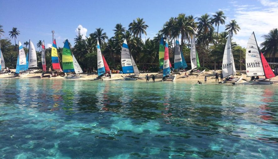 2018 Hobie Fiji Challenge was wonderful!