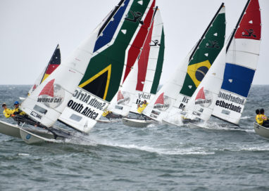 South Africa wins the Hobie World Cat 2018 ahead of Germany and Italy
