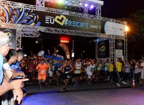 Sixth edition of the Race I Love Recife happens Saturday 22 September at 18h.