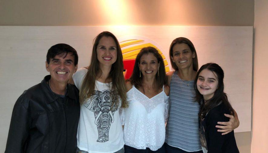 Debora, Gabriella e Juliana derão um show no Programa Transamerica Ação e Aventura, no dia 07 de dezembro de 2018: foi inesquecível!