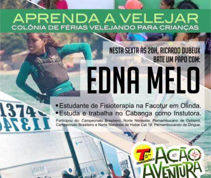 """Programa Transamérica Ação e Aventura abordará o tema: """"Aprenda a Velejar"""" hoje às 20h. IMPERDÍVEL!"""