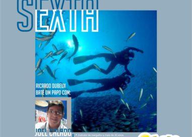 """Programa Transamérica Ação e Aventura, de 08 de Fevereiro de 2019, às 20h, abordará o tema: """"Mergulho : Recife a cidade dos naufrágios e a história desse esporte aquático"""""""