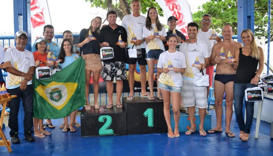 André Montenegro e Isabelle Crispim conquistam o 41ª Campeonato Norte-Nordeste da Classe Hobie Cat 16