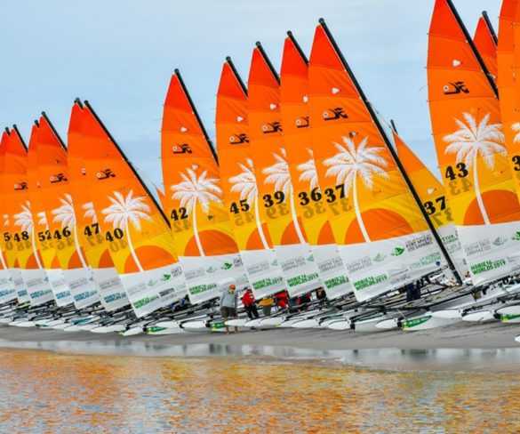 Aussies win Hobie 16 World Masters