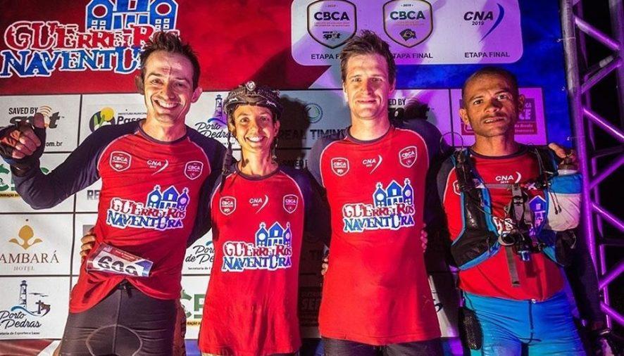 Equipe BOA de Brasília -DF conquista título de campeã do Circuíto Brasileiro Spot Corrida de Aventura 2019!