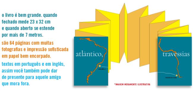 """O Renomado velejador Beto Pandiani lança campanha para seu novo livro: """"Atlântico, travessias"""".Vamos apoiar!"""