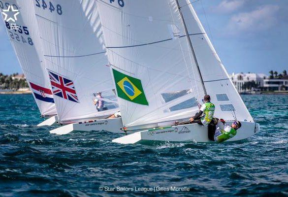 Star Sailors League(SSL) FInals, maior show da vela mundial, vai começar nas Bahamas amanhã , 03/12!