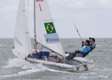 Atletas do Veleiros do Sul são Hexacampeões Sul-Americanos da Classe 470 e conquistam vaga Olímpica