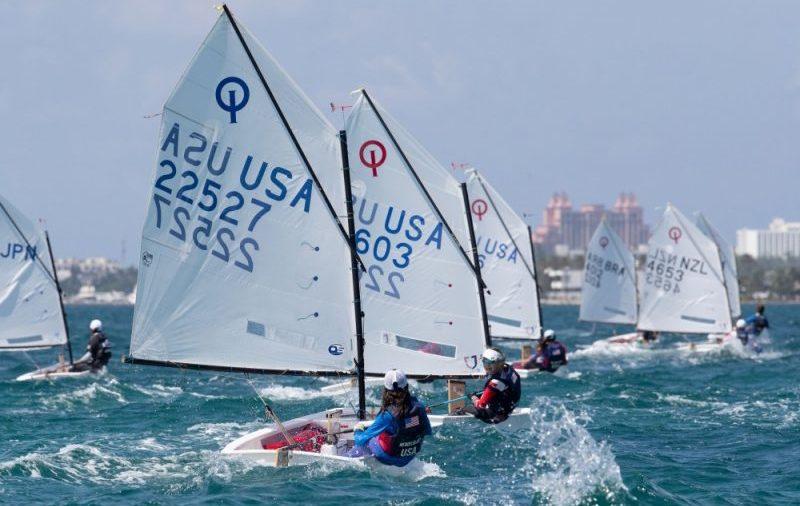 Cinco velejadores do Cabanga Iate Clube de Pernambuco garantem vaga no Norte-Americanode Optimist