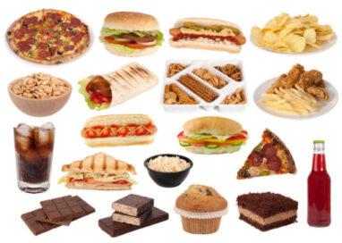 Cresce o consumo de alimentos não saudáveis entre os menos escolarizados